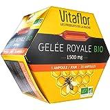 Vitaflor Gelée Royale 1500 mg Bio 20 Ampoules