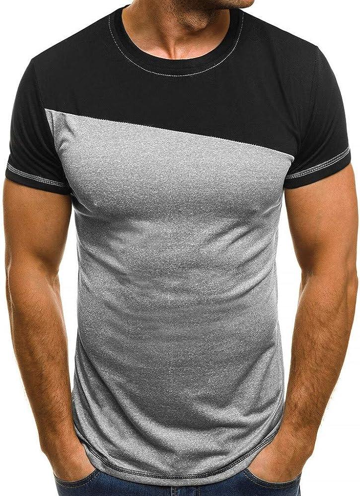Nuevo Lobo 3D impresión Animal Cool Divertida Camiseta de los Hombres de Verano T Camisa de Manga Corta Camiseta Hombre Camiseta de Moda Male: Amazon.es: Ropa y accesorios