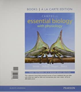 Exploring biology in the laboratory second edition 9781617311543 campbell essential biology with physiology books a la carte plus mastering biology with etext fandeluxe Images