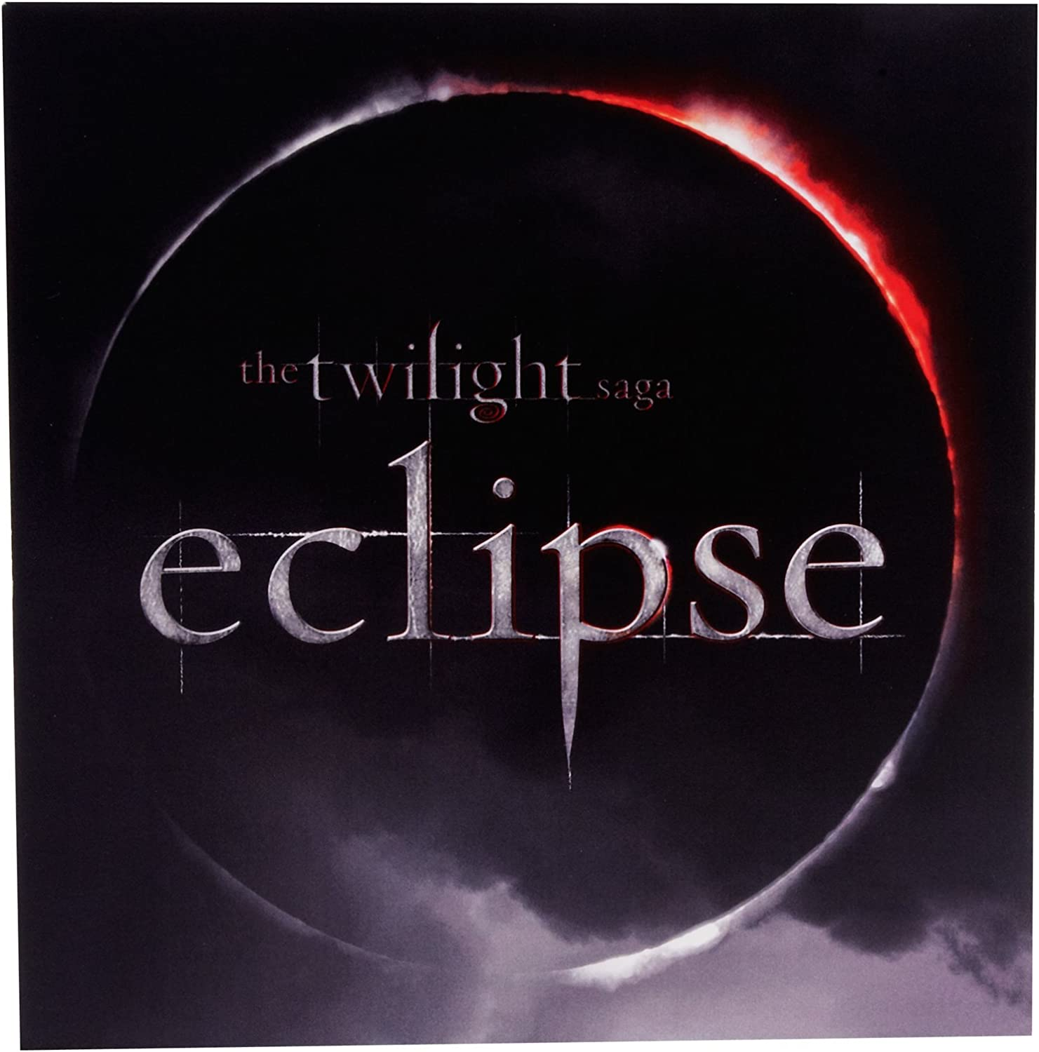 Twilight Eclipse Lunch Napkins