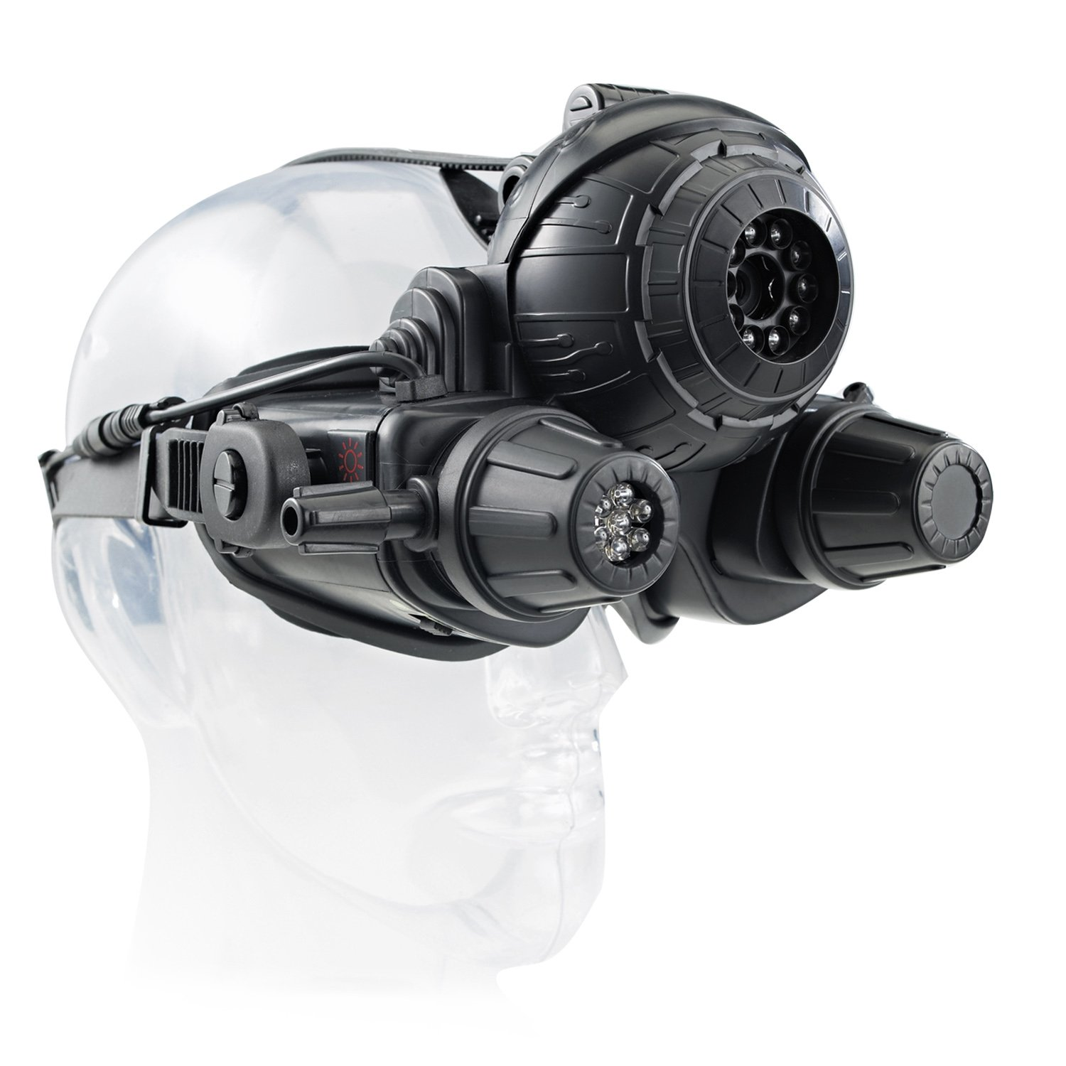 goggles cost  Amazon.com: EyeClops Night Vision Infrared Stealth Goggles: Toys ...