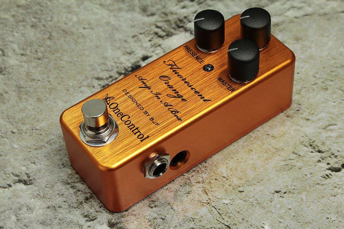 One Control Fluorescent Orange Amp In A Boxワンコントロール B01LXB42DA