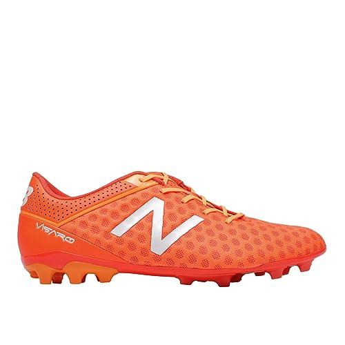 New Balance , Scarpe da Calcio Uomo Arancione Arancione