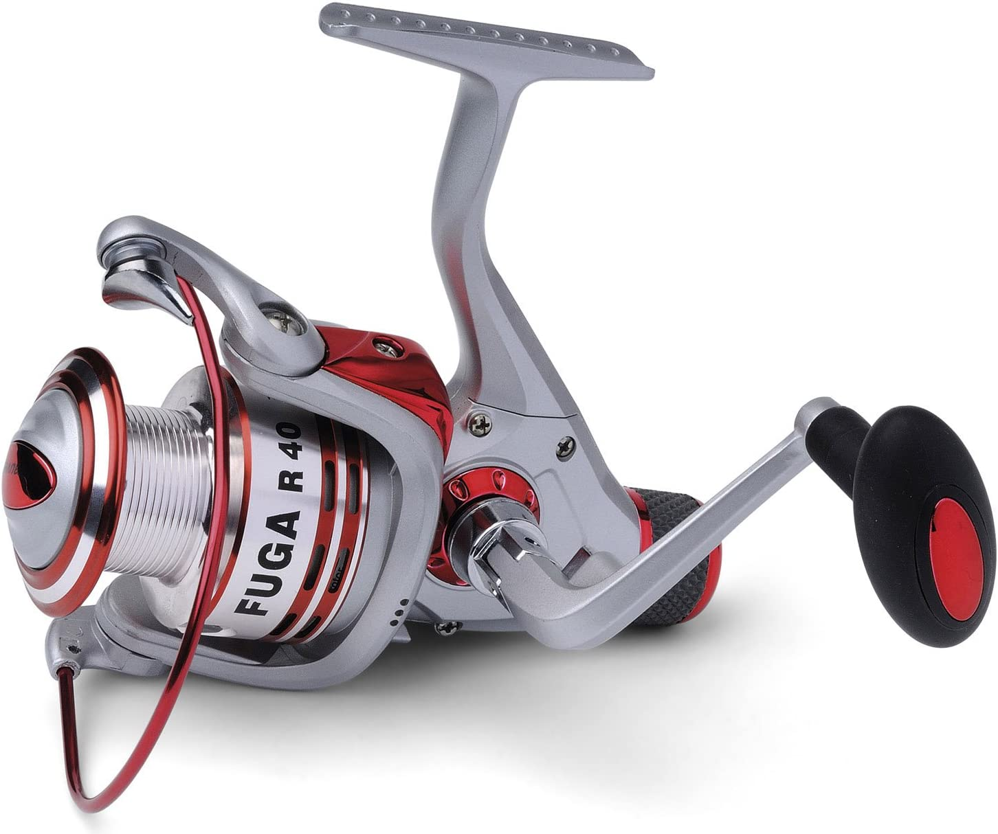 Hilo de FUGA R-Rear Drag-Spinning Match-Fishing Reels Gris claro ...