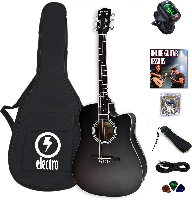 Guitarra eléctrica semiacústica Martin Taylor con cuerpo hueco de ...