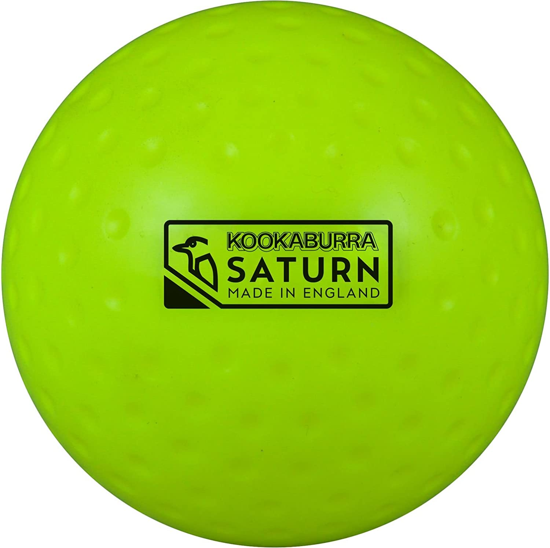 Kookaburra Dimple Saturn Hockey Ball Lime Green