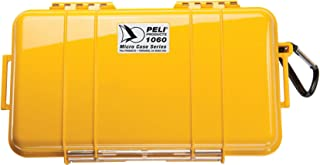 Peli 1060 with interior - Yellow, exterior - Clear