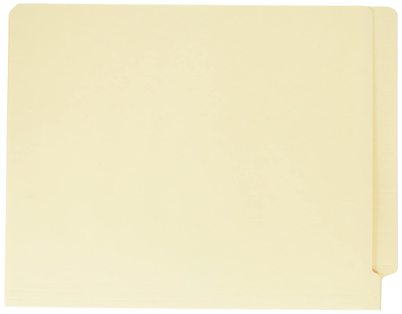 Sparco capas, final Tab carpeta, 2 capas, Sparco recto Tab, carta, 100 por caja, Manila (SPRSP17239) 1c0d4c