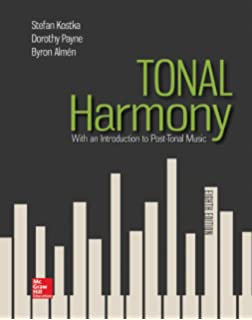 Amazon music for sight singing plus mylab search with etext tonal harmony fandeluxe Images