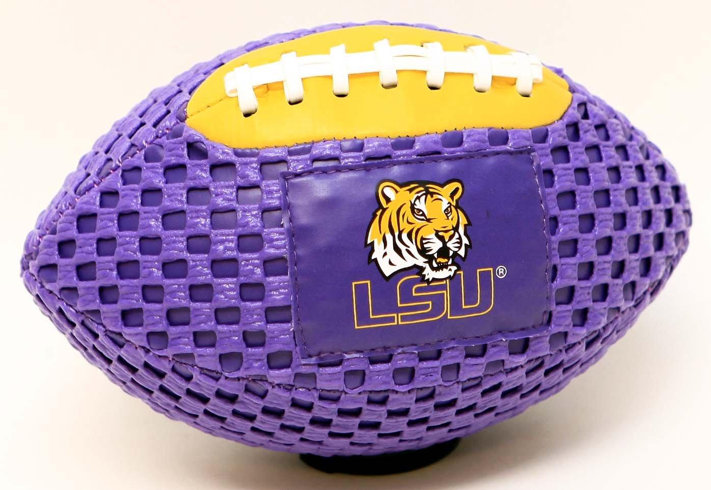 LSU Tigers Fun Gripper 8.5 Football NCAA BY: Saturnian I