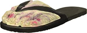 Official Costumes Zombie' Sandals, Large, Multicolor
