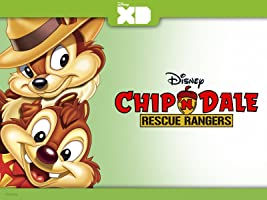 Chip 'n' Dale's Rescue Rangers Volume 1