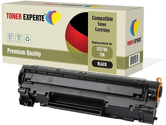 Pack de 2 TONER EXPERTE® Compatibles CF279A 79A Cartuchos de Tóner ...