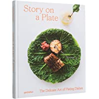 Story on a Plate: The Delicate Art of