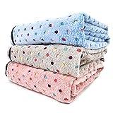 PAWZ Road Pet Dog Blanket Fleece Fabric Soft and