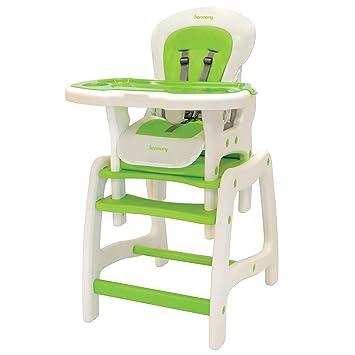 Amazon.com: Armonía comer y jugar alta silla/Centro de ...