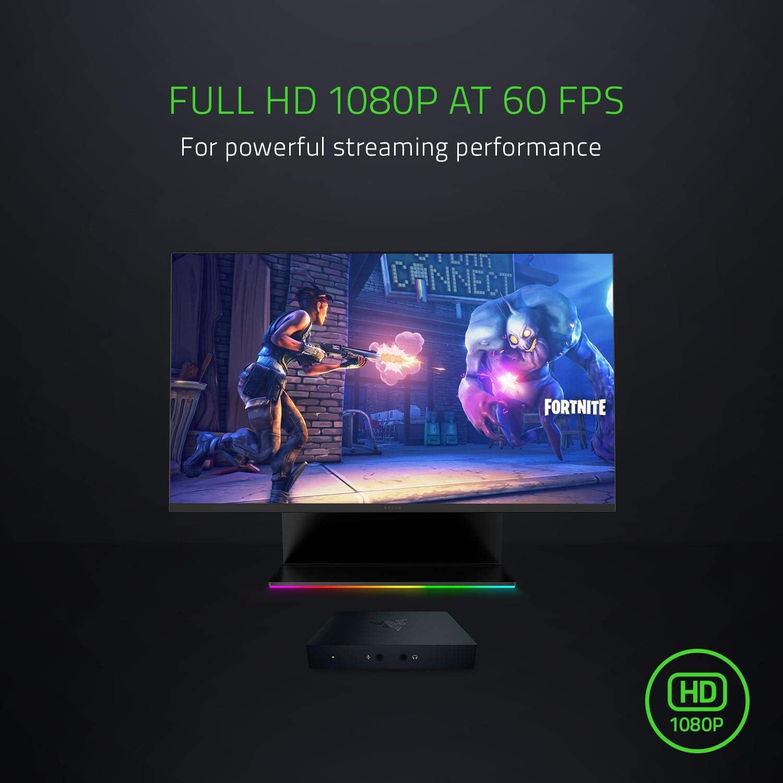 Razer Ripsaw HD - Tarjeta de captura para Streaming, color negro: Amazon.es: Electrónica