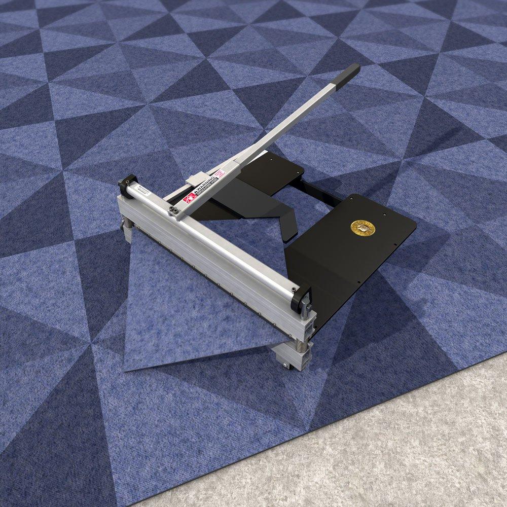 26 in. MAGNUM Soft Flooring Cutter for vinyl tile, carpet tile and more by Bullet Tools