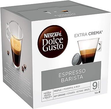 NESCAFÉ Dolce Gusto Barista | Cápsulas de Café - 16 cápsulas de ...