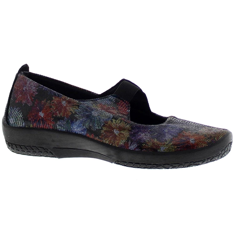 Arcopedico Womens Leina Synthetic Shoes B074C9THCF 39 EU (8 B(M) US Women)|Val Black