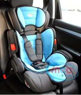 cddc43cc12fe Mcc Blue 3in1 Convertible Baby Child Car Safety Booster Seat Group 1/2/3