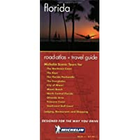 Michelin Road Atlas & Travel Guide : Florida (MICHELIN FLORIDA ATLAS & TRAVEL GUIDE)
