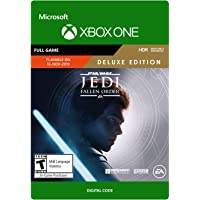 Star Wars Jedi: Fallen Order Deluxe Edition for Xbox One by Electronic Arts [Digital Download]
