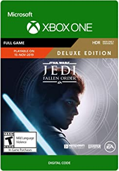 Star Wars Jedi: Fallen Order Deluxe Edition for Xbox One [Digital Download]