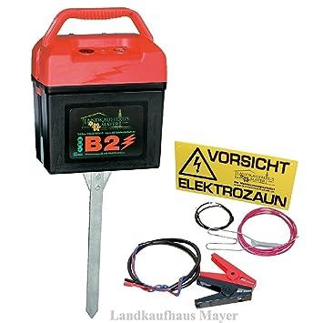 Super Weidezaungerät mit Multifunktion 9V/12V/230V: Amazon.de: Haustier &DB_58