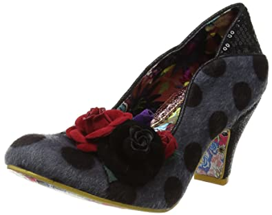 Womens Winchester Closed-Toe Heels Irregular Choice Discount Exclusive xn5ite