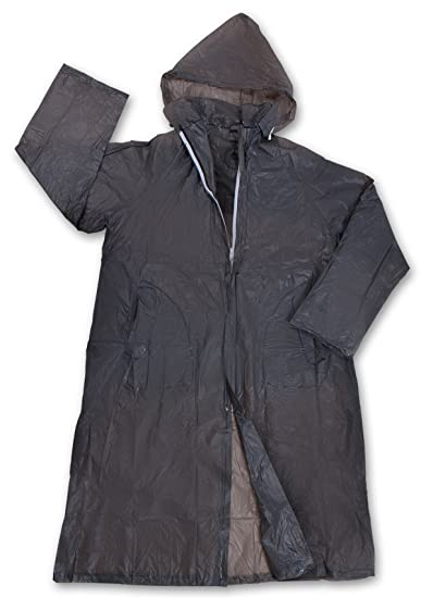 43aa90018ef7 Amazon.com  Stansport Men s Vinyl Raincoat with Hood  Clothing