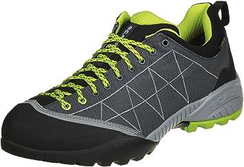 4ec0d41129eb4f Amazon.com: Scarpa Zen Lite GTX anthracite/lime 46.0 EU: Shoes