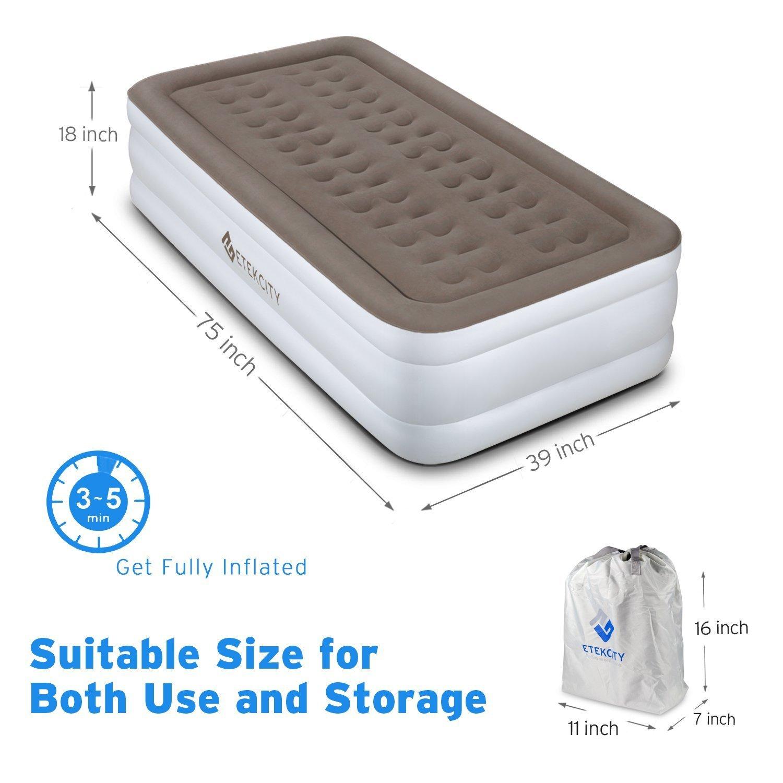 best air mattress 2018