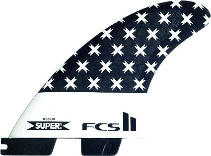 FCS II Super PC Tri-Quad Set Select Size