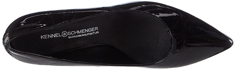 Tacón Schmenger Zapatos Schuhmanufakturselma Und Mujer Kennel De sQrxhtCdB