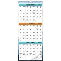 """2021 Wall Calendar - 3-Month Display Vertical Calendar, Calendar Planner 2021, 11"""" x 26"""", Large, Lay- Flat, Jan 2021…"""