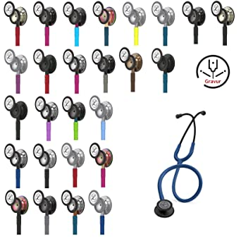 3 M Littmann Classic II Stethoscope with Engraving (Choose