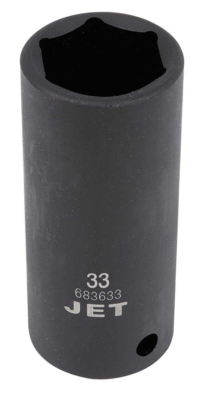 41mm Metric Impact Socket Jet 683541-3//4-Inch Drive Regular 6 Point