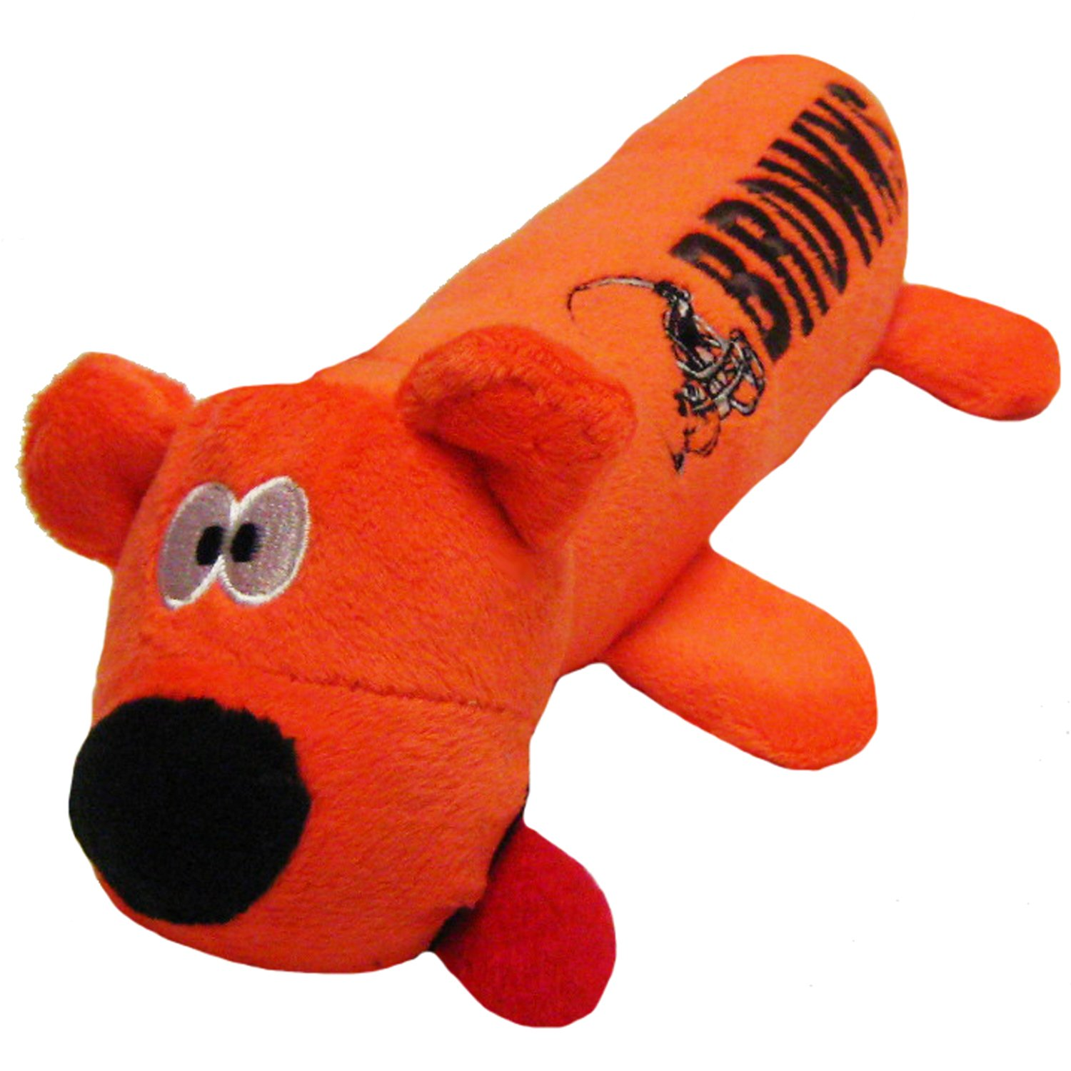ced50264b Buy Pets First NFL Cleveland Browns Pet Tube Toy Online at Low Prices in  India - Amazon.in
