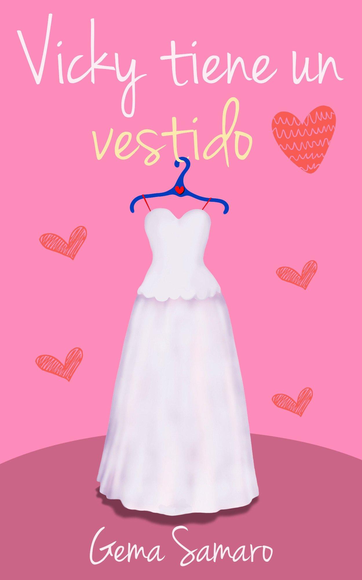 Vicky tiene un vestido