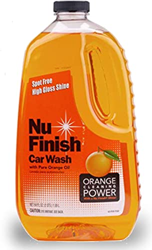 Nu Finish Car Wash Soap