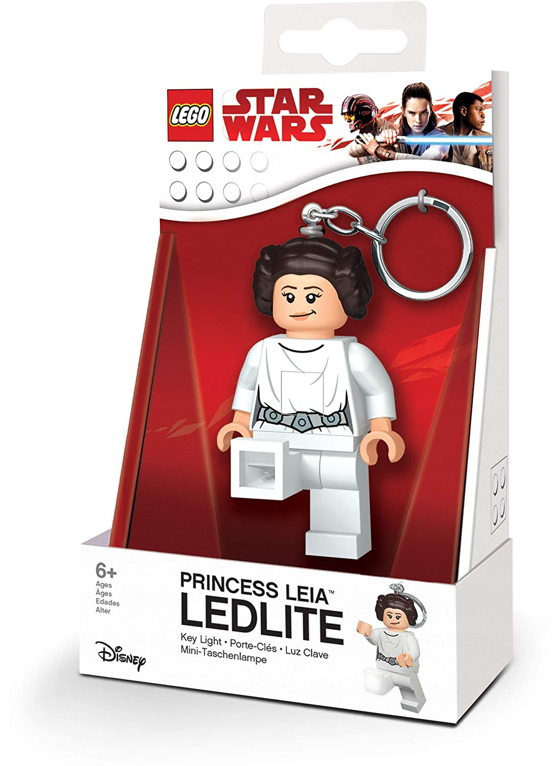 LEGO Star Wars- Princess Leya (LGL-KE109)