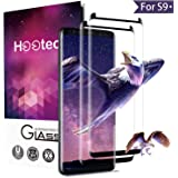 ONSON Samsung Galaxy S9 Screen Protector, [2-Pack] Full Coverage Screen Protector, Tempered Glass 3D Curved HD Clear Anti-Bubble Film for Samsung Galaxy S9