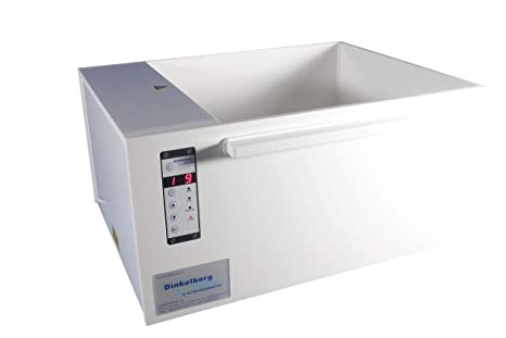 Ecotherm E12 - Baño de laboratorio, 12 litros, para calentar uniformemente en el laboratorio: Amazon.es: Industria, empresas y ciencia