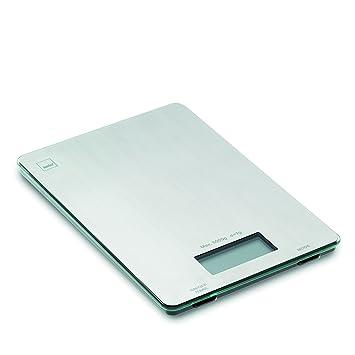 kela 15746, diseño de Digit alkü Chen Báscula, Acero Inoxidable, 1 g de