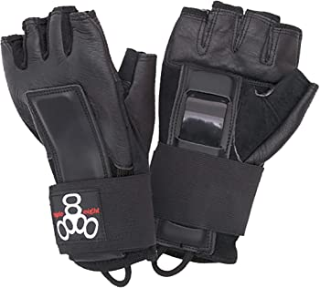 Triple Eight Hired Hands Skateboard Gloves