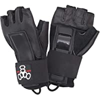 Triple Eight Hired Hands Skateboarding Wrist Guard Gloves
