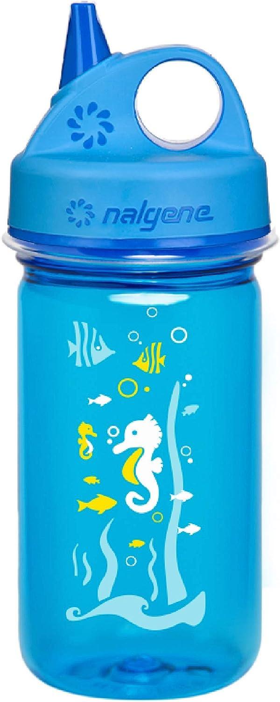 Nalgene Botella de Agua Grip-N-Gulp