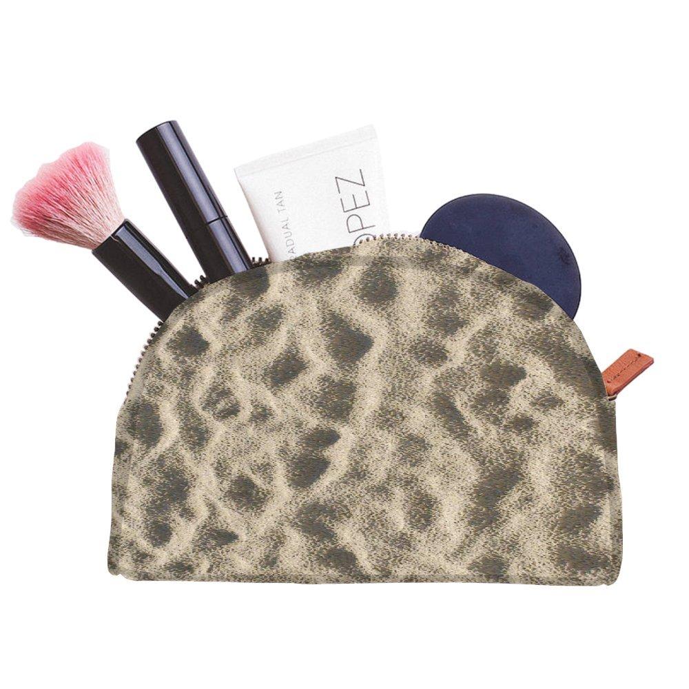 Snoogg Plage Sable multifonctionnel Toile Pen Sac trousse maquillage Outil Sac pochette de rangement Sac à main