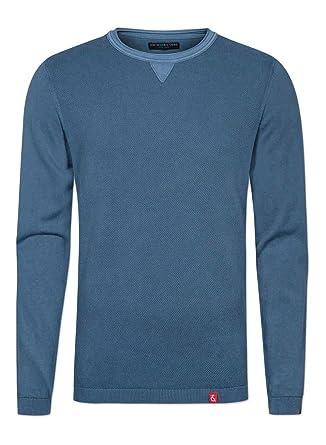 heiße Produkte angenehmes Gefühl neue Kollektion Colours & Sons Herren Pullover mit Strukturierter Front Neil ...